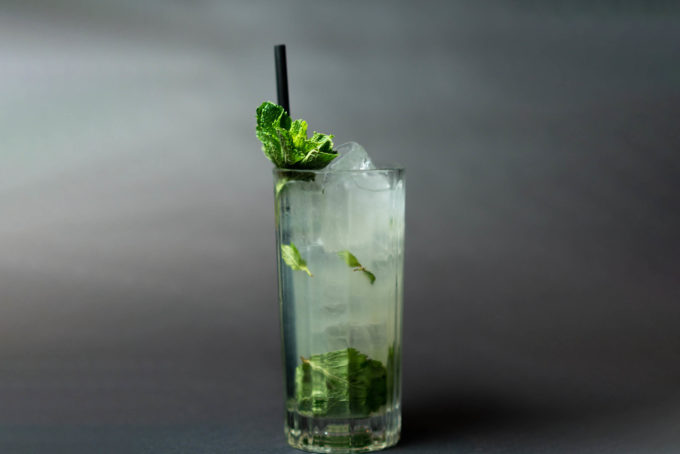 Nautic Bar Cocktail